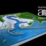 Escala 1:2000 - Suape/PE - Complexo Portuário de Suape